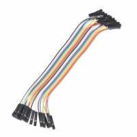 [PRT-12796]점퍼와이어 F/F 150mm(Jumper Wires-Connected 6